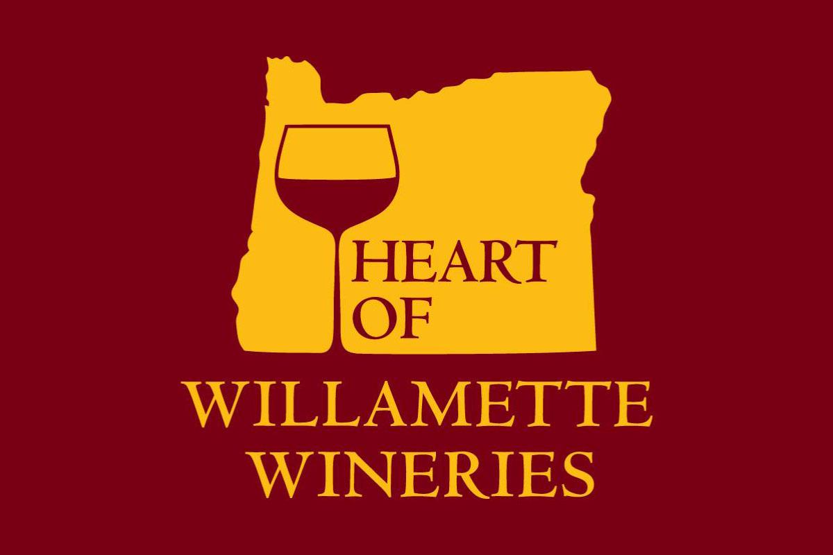 Heart of Willamette Wineries Logo