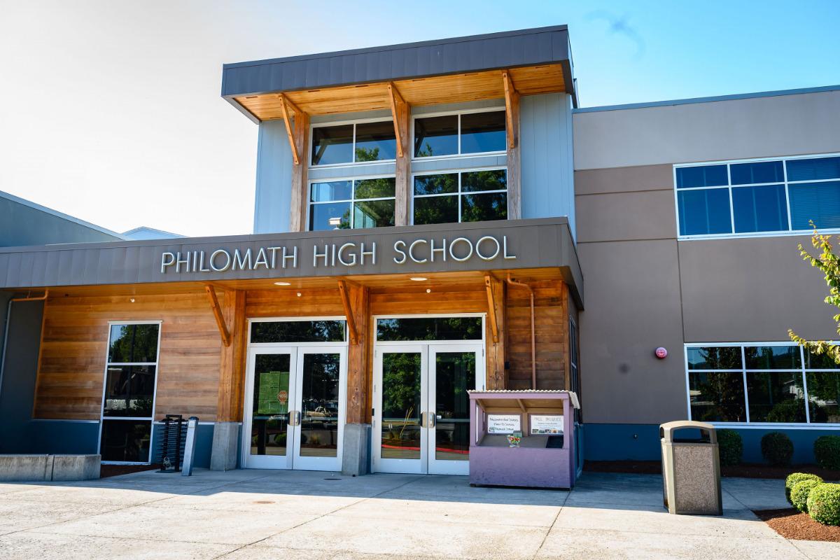 Philomath High School, Philomath, Oregon