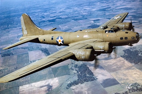 Wings of Freedom Tour - Boeing B-17E - U.S. Air Force photo