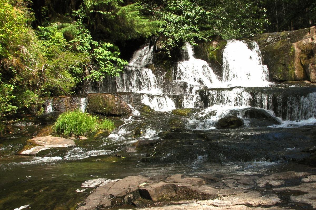 Alsea Falls, Alsea, Oregon