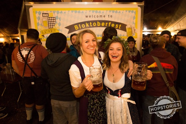 Bloktoberfest with Block 15 Brewing in Corvallis, Oregon