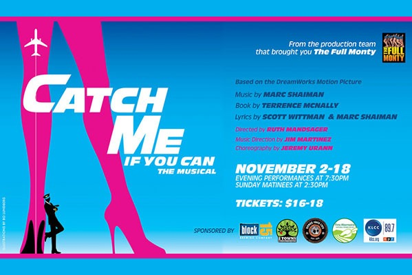Catch Me If You Can at the Majestic Theatre in Corvallis, Oregon