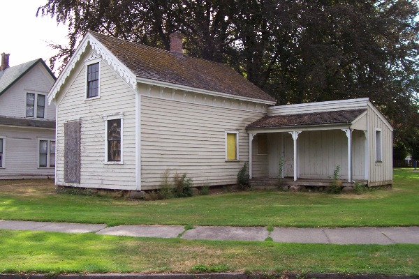 Charles Gaylord House in Corvallis, Oregon