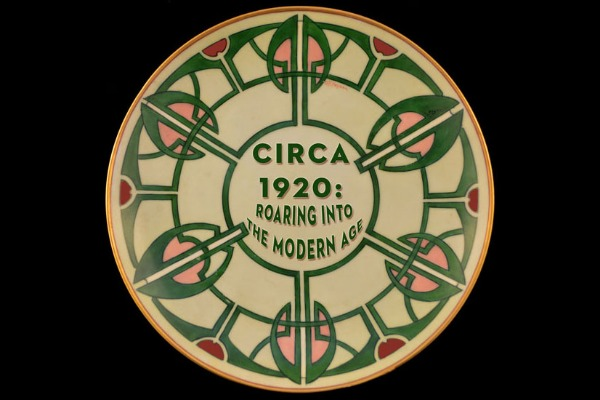 Circa 1920: Roaring Into The Modern Age
