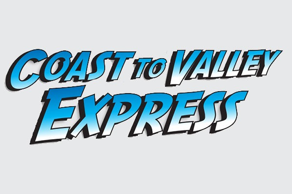 Coast To Valley Express, Willamette Valley, Oregon