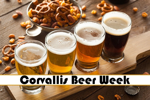 Corvallis Beer Week in Corvallis, Oregon