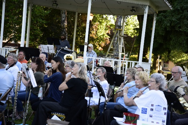 Corvallis Community Band Concerts in the Park