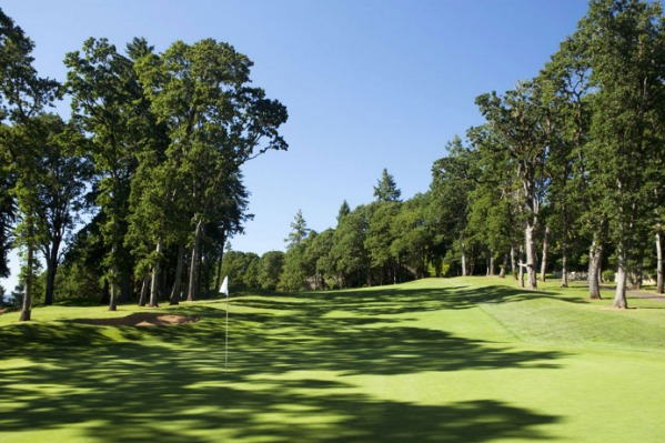 Corvallis Country Club in Corvallis, Oregon
