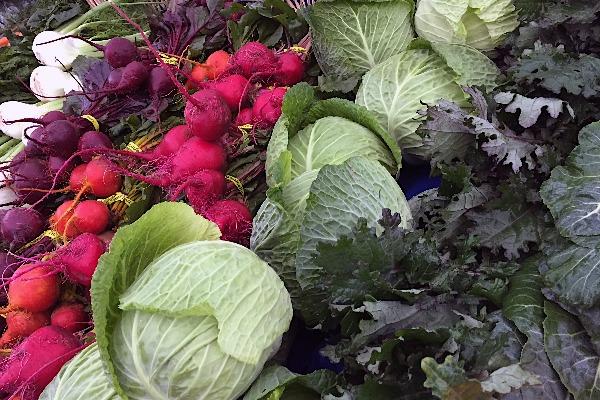 Corvallis Farmers Market
