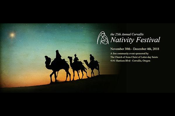 Corvallis Nativity Festival 2018
