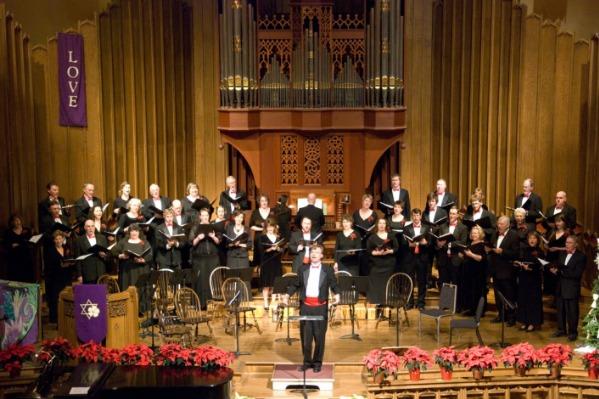 Corvallis Repertory Singers