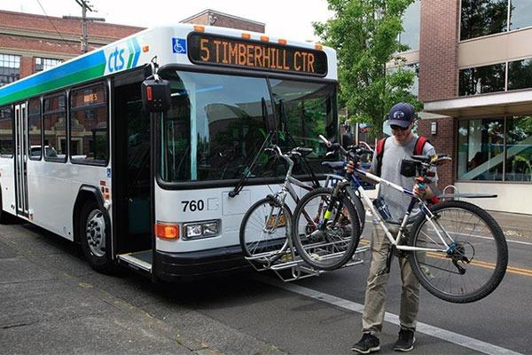 Corvallis Transit System, Corvallis, Oregon