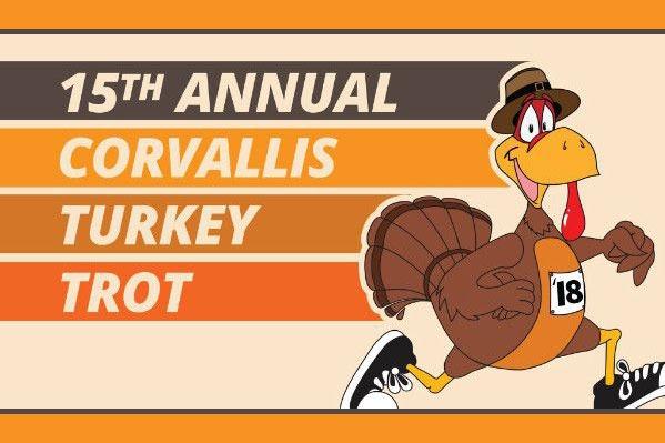 Turkey Trot 5K & 10K and Little Gobblers 1K in Corvallis, Oregon