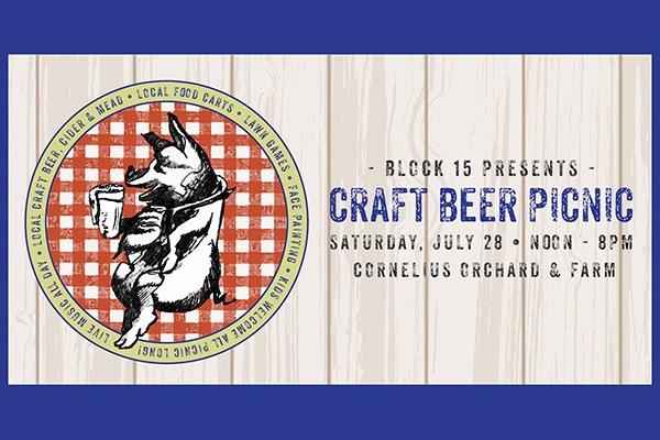 Craft Beer Picnic  Corvallis