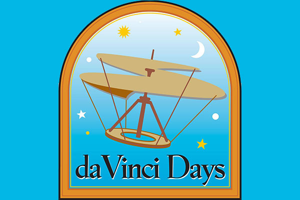da Vinci Days Festival Logo