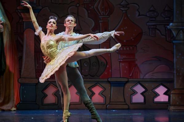 See the Eugene Ballet perform The Nutcracker in Corvallis, Oregon
