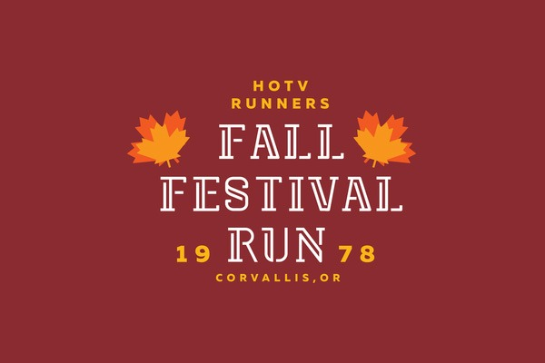 HOTV Runners' Annual Fall Festival Run in Corvallis, Oregon