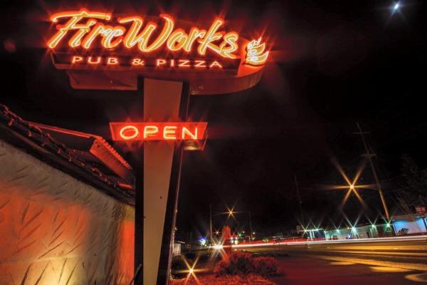 FireWorks Pub & Pizza