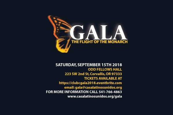 Gala: The Flight of the Monarch