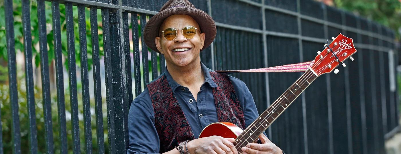 See Blues Guitarist Actor Guy Davis In Corvallis Visit