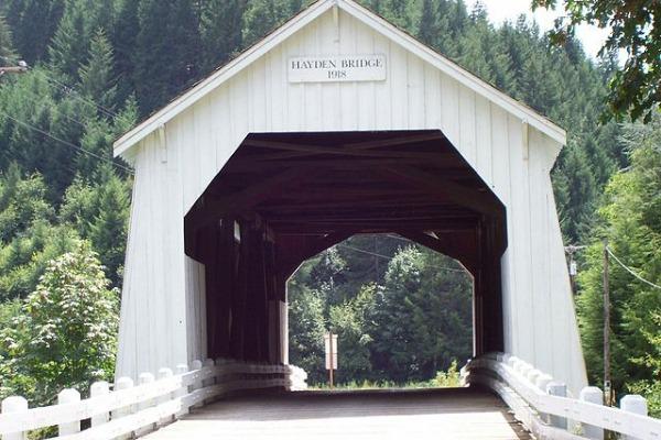 Hayden Covered Bridge Celebration Visit Corvallis