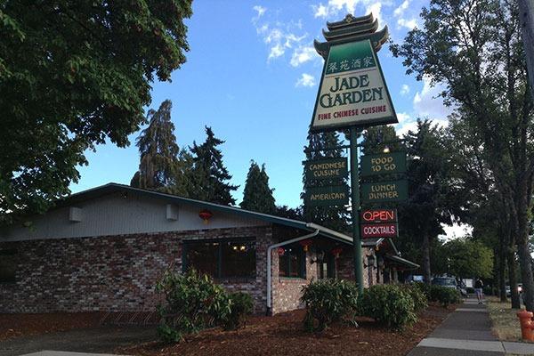 Jade Garden in Corvallis, Oregon