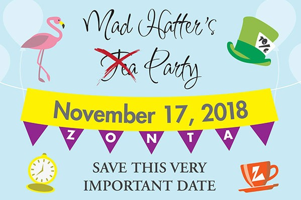 2018 Mad Hatter's Party Annual Dinner & Auction