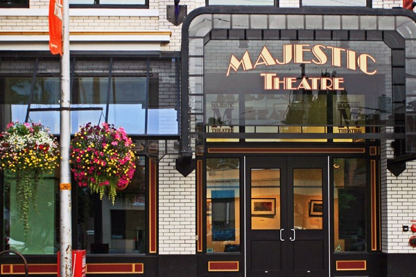 Majestic Theatre in Corvallis, Oregon