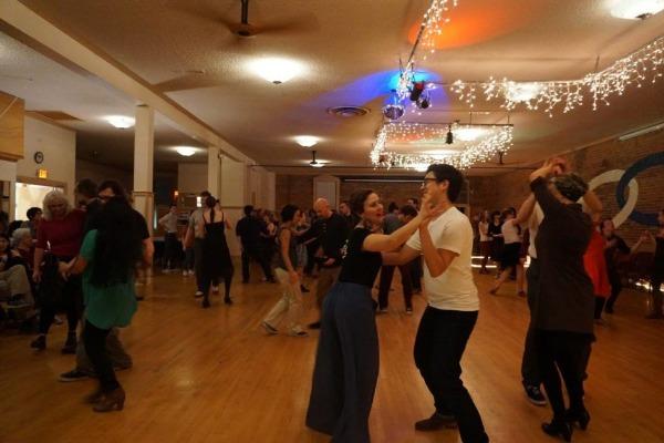 Downtown Swing Dance