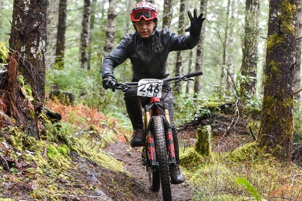 32nd Mudslinger Mountain Bike Race in Blodgett, Oregon