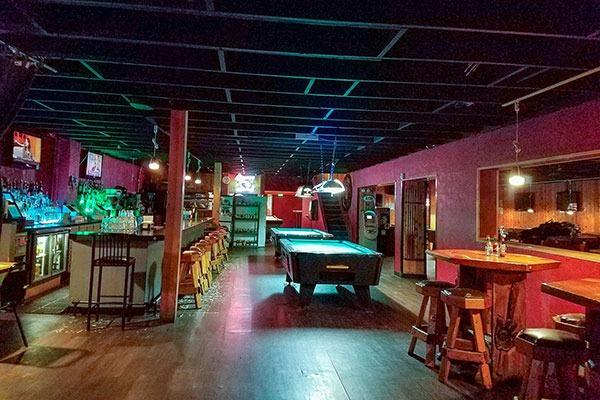 Peacock Bar & Grill in Corvallis, Oregon