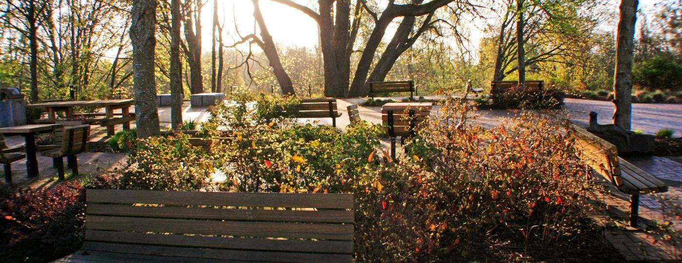 7 Wonders Of Corvallis Riverfront Commemorative Park