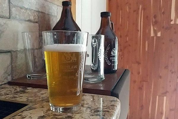 Siuslaw Brewing in Alsea, Oregon
