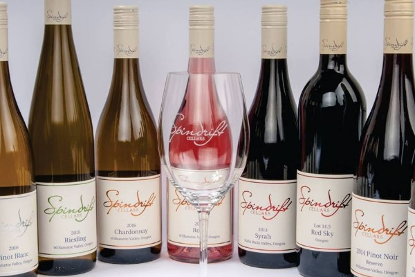 Valentine's Day Weekend Wine Tasting at Spindrift Cellars in Philomath, Oregon