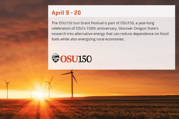 OSU150 Sun Grant Festival