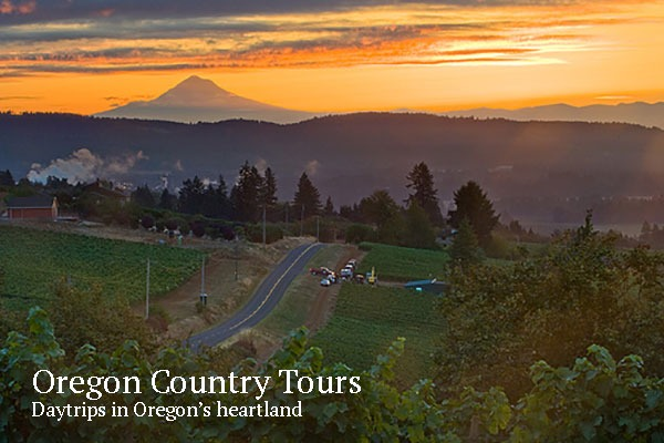 Oregon Country Tours