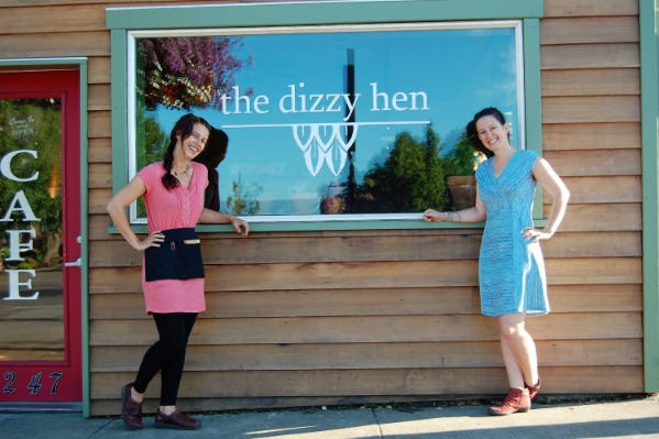 The Dizzy Hen in Philomath, Oregon