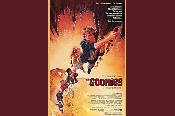 See 'The Goonies' in Avery Park in Corvallis, Oregon