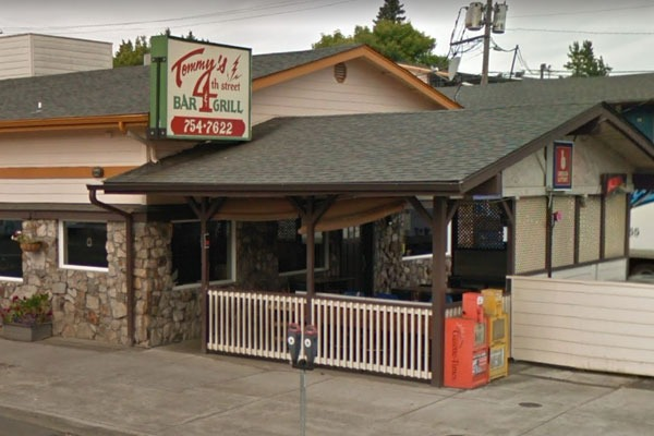 Tommy's 4th Street Bar & Grill in Corvallis, Oregon