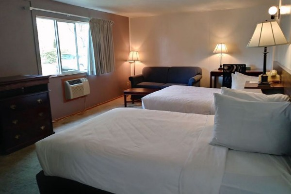 University Inn in Corvallis, Oregon