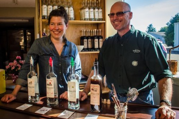Vivacity Spirits in Corvallis, Oregon