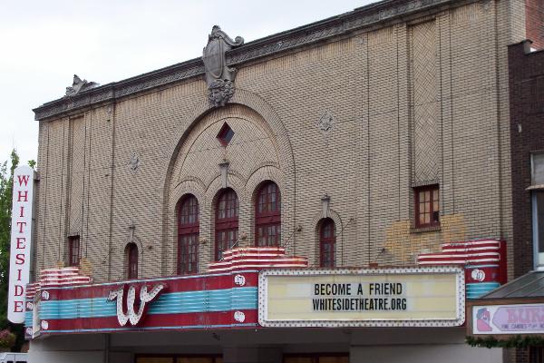 Whiteside Theatre in Corvallis, Oregon
