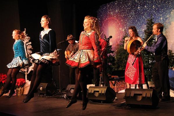 Winterdance: A Celtic Christmas Celebration with Molly's Revenge in Corvallis, Oregon