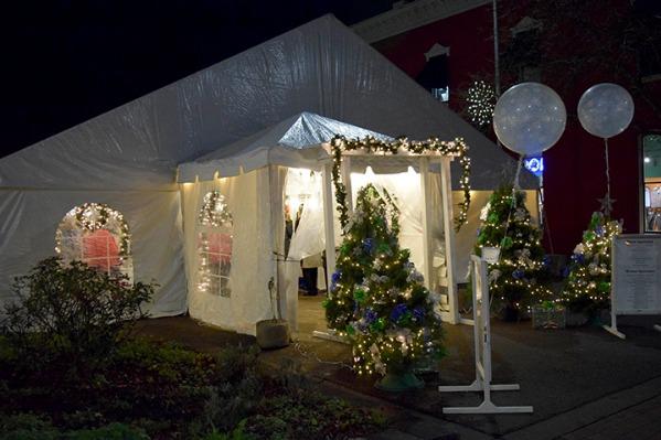 Winter's Eve Corvallis in downtown Corvallis, Oregon