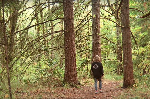 Witham Hill Natural Area, Corvallis, Oregon