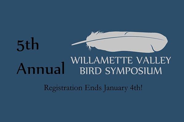 5th Annual Willamette Valley Bird Symposium